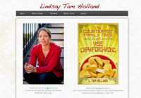 Lindsay Tam Holland: Young Adult Book Author